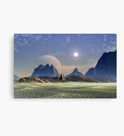 Death Valley Days Canvas Print
