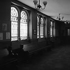 Inside the Chapel. by amaniacadored