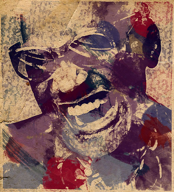 Ray Charles.  by amaniacadored