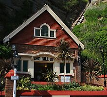 Funicular Restored by Dave Godden