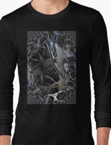 Tribute to M.C.Escher #2 Long Sleeve T-Shirt