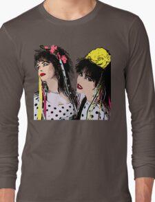 Strawberry Switchblade Long Sleeve T-Shirt