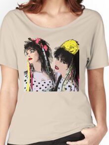 Strawberry Switchblade Women's Relaxed Fit T-Shirt
