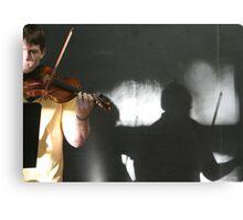 Violin Recital Canvas Print