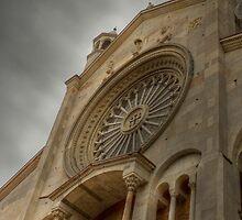 Modena's Romanic Cathedral,Modena,Italy by Davide Ferrari