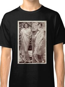 Blossoms & Seashells Classic T-Shirt