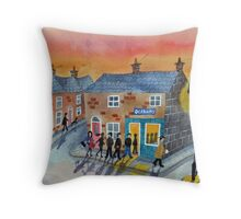 Oldhams Chippy Throw Pillow