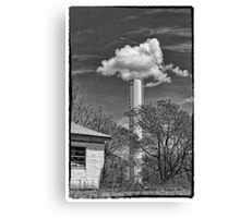 Route 66 - Beckham Standpipe Canvas Print