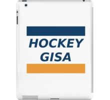 Hockey Gisa! iPad Case/Skin