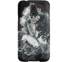 in her reflection Samsung Galaxy Case/Skin