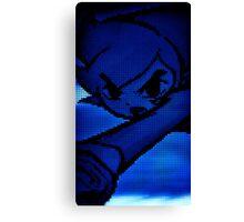 Pixel Link Canvas Print
