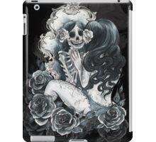 in her reflection iPad Case/Skin