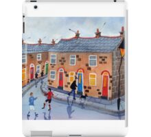 Street Games iPad Case/Skin