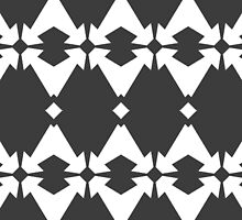 Musically generated Pattern #1. by BillyGoatDesign