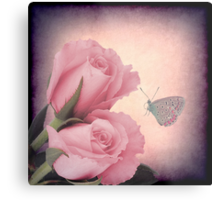 Of Roses and Thorns Metal Print