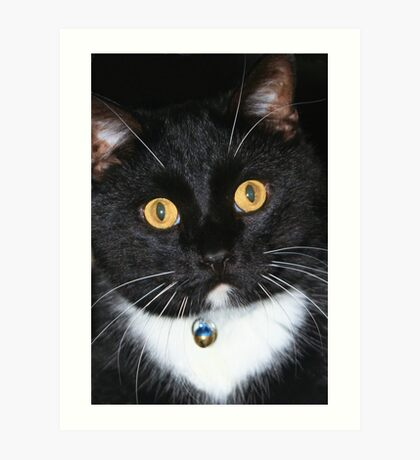 Such a Handsome Lad Art Print