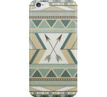 Aztec Pattern Arrows iPhone Case/Skin
