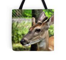 Velvet Antlers-2 Tote Bag