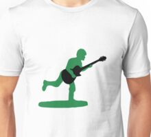 Guitar Soldier Unisex T-Shirt