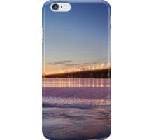 The Pivdennyi Bridge. Kiev iPhone Case/Skin