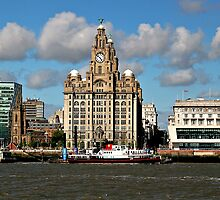 Mersey View From the Royal Daffodil by stebird