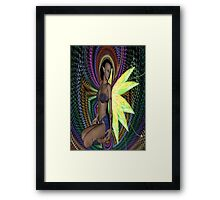 ELF WOMAN Framed Print