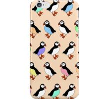 Adorable puffins! iPhone Case/Skin