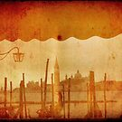 Venise Orange by Laurent Hunziker