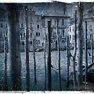 Venise bleue by Laurent Hunziker