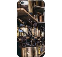 Antique Blow Torches iPhone Case/Skin