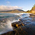 Wave Splash by Mike Calder