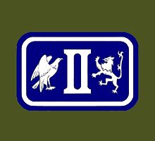 II Corps (United States - Historical) by wordwidesymbols