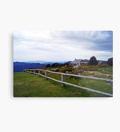 Home sweet home during Spring Metal Print