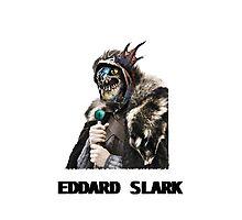 Eddard Slark! Photographic Print