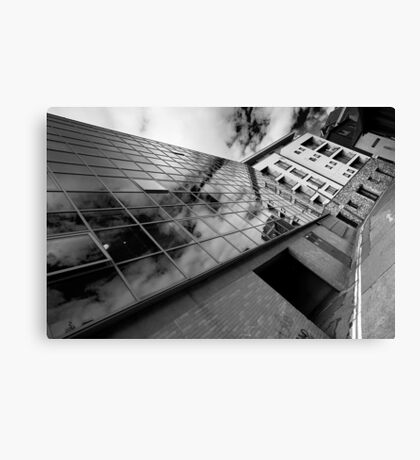 Fitton Street Canvas Print
