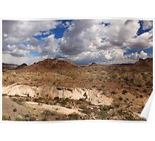 Arizona Cliffs Poster