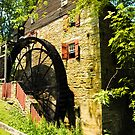 Rock Run Grist Mill- Susquehanna State Park by JennyChesnick