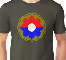 9th Infantry Division (United States - Historical) Unisex T-Shirt