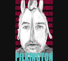 Karl Pilkington (with spoons) Portrait  Unisex T-Shirt