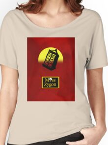 Miss Zygon (Red) Women's Relaxed Fit T-Shirt
