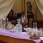 Civil War Dinnerware by James Formo