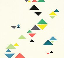 Triangles by Cassia