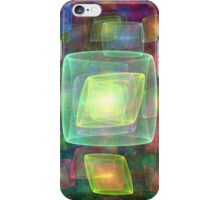 Cube Central iPhone Case/Skin