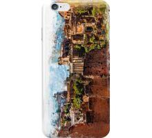 Rome architecture iPhone Case/Skin