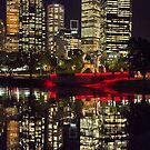 Angel on the Yarra by Werner Padarin