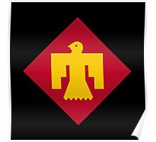 45th Infantry Brigade Combat Team (United States) Poster
