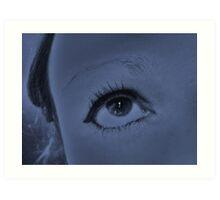 Eye Believe Art Print