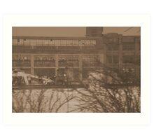 Sterling, IL Art Print