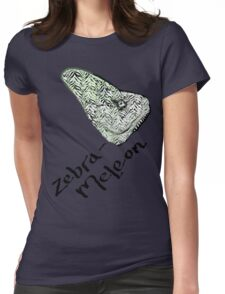 Zebrameleon Clothing & Sticker Womens Fitted T-Shirt