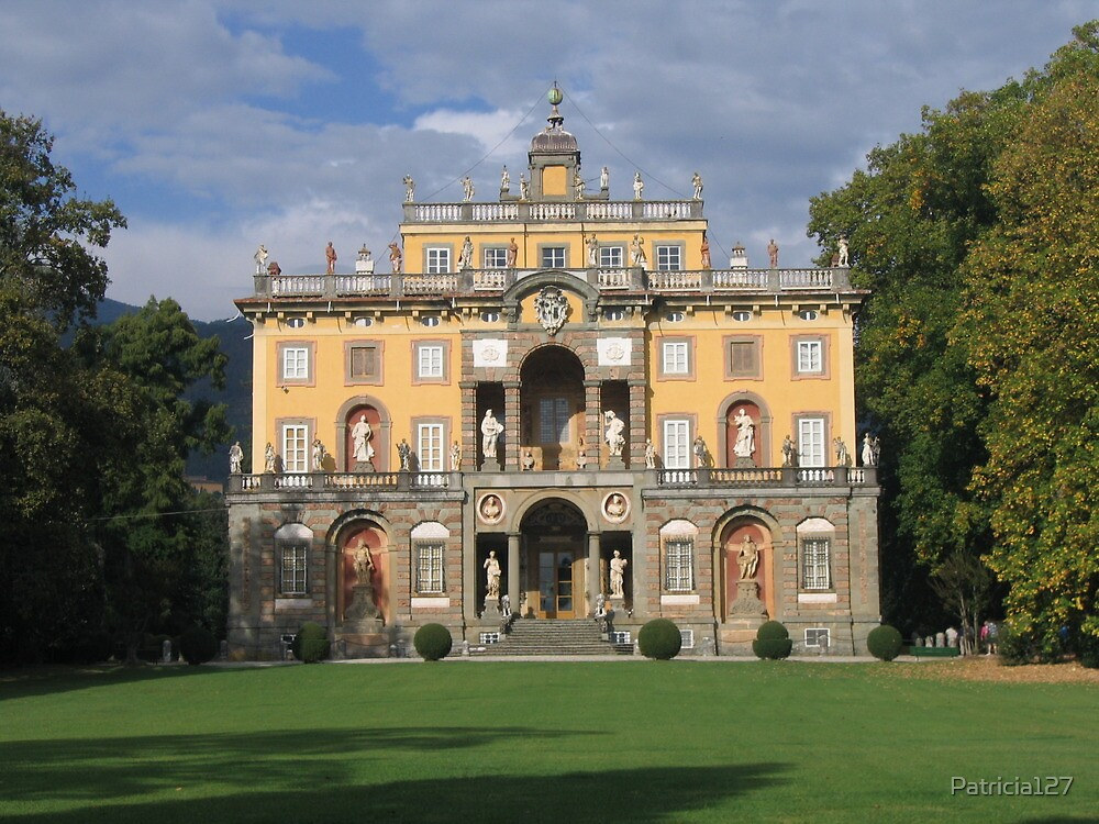 Villa Torrigiani by Patricia127
